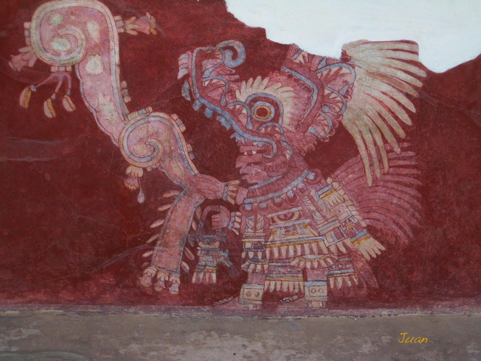 Teotihuac n for Murales de fotos para pared